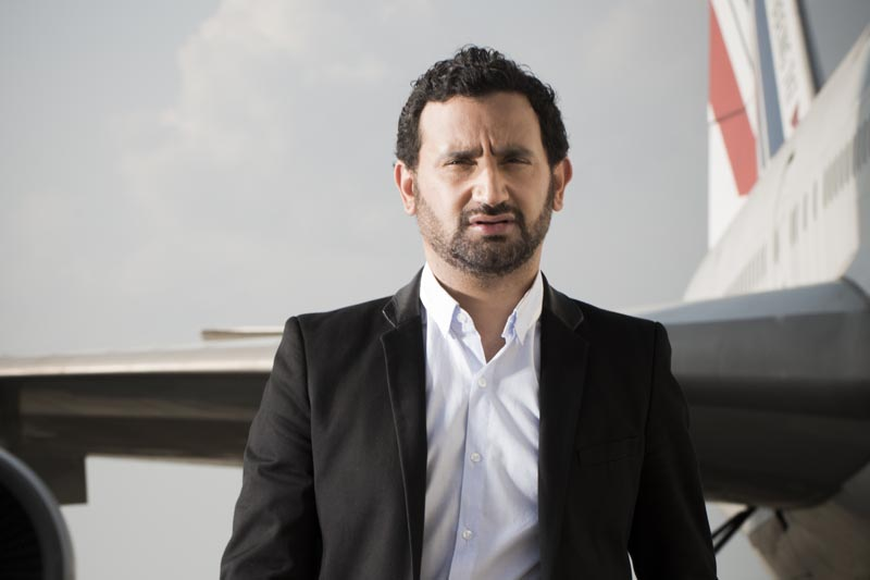Cyril Hanouna by Thomas Vollaire Photographe