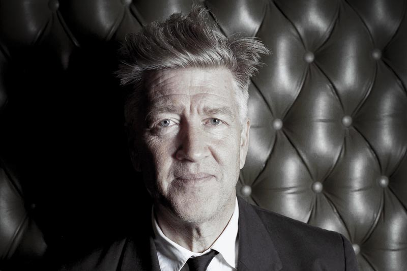 David Lynch by Thomas Vollaire Photographe